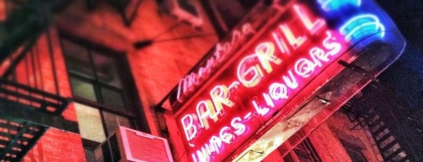 Montero Bar & Grill is one of NYC Nightlife.