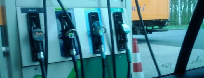 BP is one of BP Tankstations.