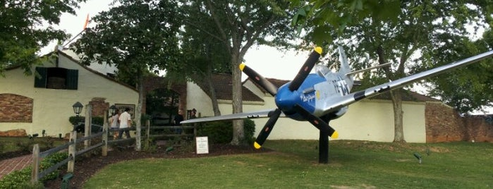 57th Fighter Group Restaurant is one of Things to do in ATL.