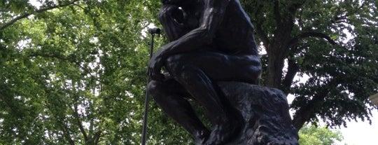 The Thinker is one of Public Art in Philadelphia (Volume 3).