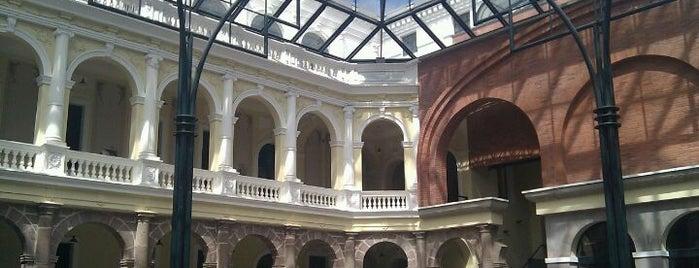 Museo de la Ciudad is one of Things To Do In Ecuador.