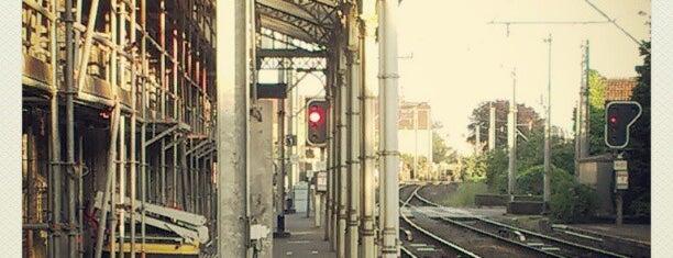 Station Veurne is one of Bijna alle treinstations in Vlaanderen.
