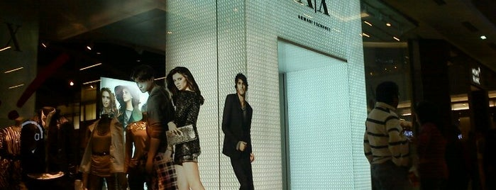 Armani Exchange is one of Chilecito 🗻.