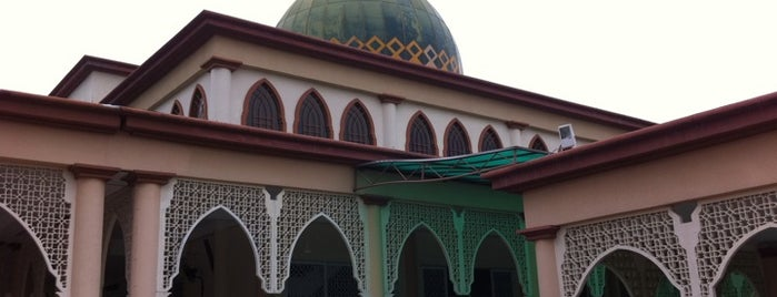 Masjid Al Ehsan is one of Baitullah : Masjid & Surau.