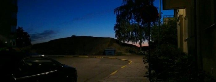 Stadshagsplan is one of Stockholm Misc.