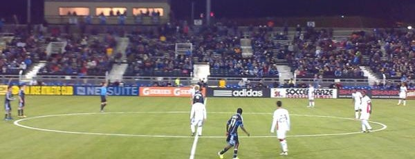 Buck Shaw Stadium is one of Major League Soccer Stadiums.