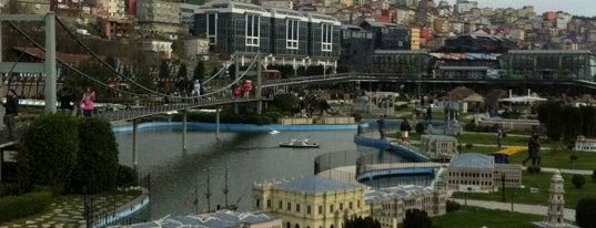 Miniatürk is one of Tarih/Kültür (Marmara).