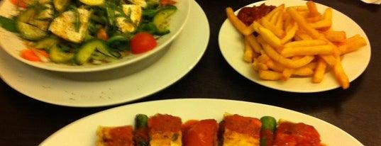 La fiamma is one of Testen: Essen.