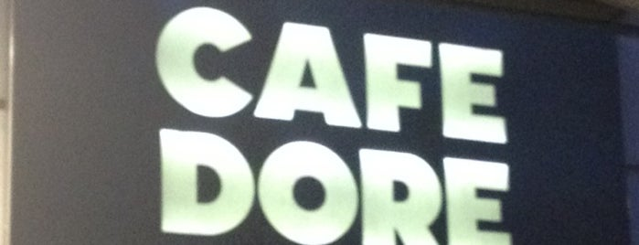 Café Doré is one of Wifi places in Barcelona.