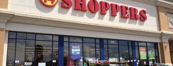 Shopper's Food Warehouse is one of Grocery Favorites.