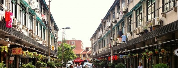 "Yongkang Rd aka ""Frogtown"" is one of Welcome to Shanghai!."