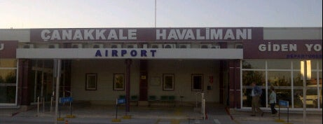 Çanakkale Airport (CKZ) is one of Airports in Turkey.