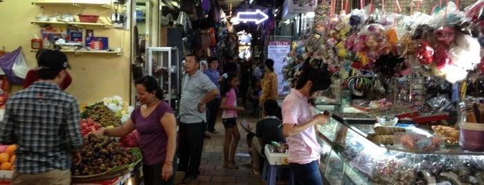 ផ្សារទួលទំពូង | Russian Market is one of เที่ยว Phnom Penh.