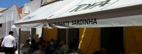 A Sardinha is one of Покушать.