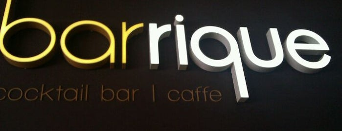 Caffe Barrique is one of All-time favorites in Slovakia.