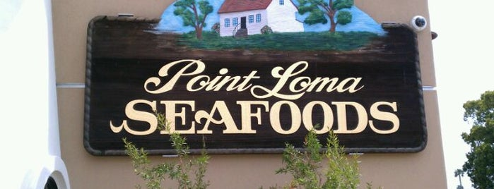 Point Loma Seafoods is one of Fishing Spots.