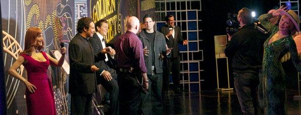 Madame Tussauds Las Vegas is one of Ghost Adventures Lockdowns.