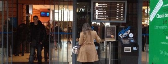 UGC Ciné Cité Internationale is one of Lieux d'accueil des rdv #Cafe_Contact_Emploi.