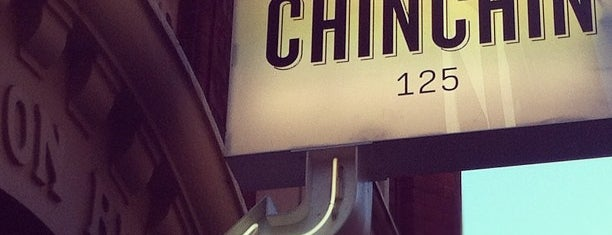 Chin Chin is one of Melbourne, Australia.