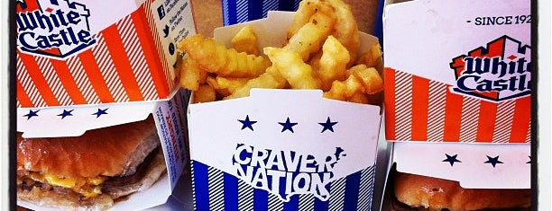 White Castle is one of Favorites.