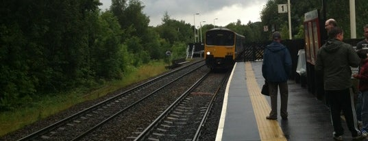 Slaithwaite Railway Station (SWT) is one of Train Trip.
