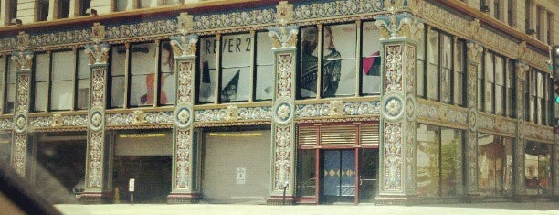 Forever 21 is one of Washington by Isa.