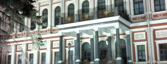 Площадь Труда is one of Места готовые к видеотрансляции.