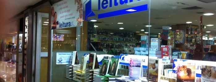 Livraria Leitura is one of comércio & serviços.