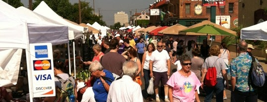 Cherry Street Farmers Market is one of Livin' on Tulsa Time.
