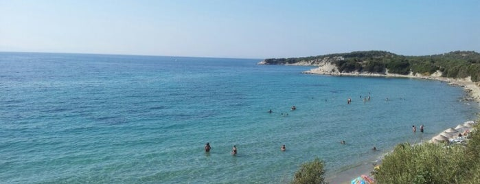 Pissa Beach is one of İzmir.