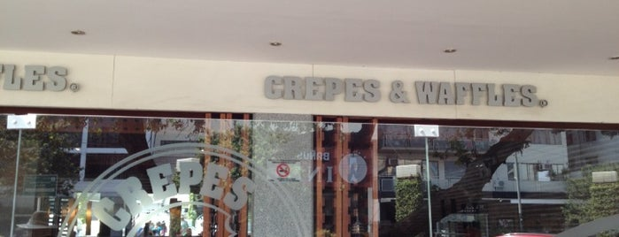 Crepes & Waffles is one of Always Gourmet PERU, comer em Lima.