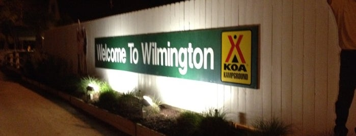 Wilmington KOA is one of Gary's List.