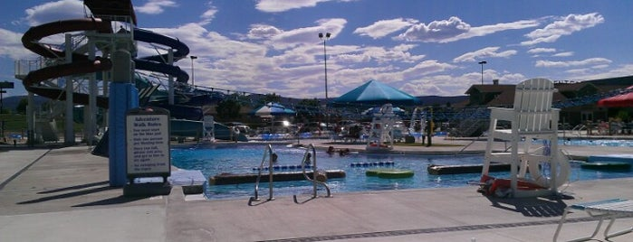 Spearfish Recreation & Aquatic Center is one of Rapid City, SD.