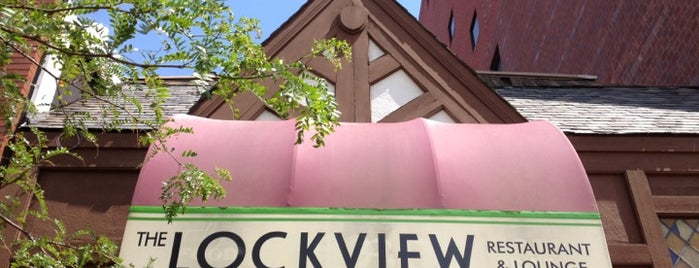 The Lockview is one of America's Ultimate Rooftop Bars.