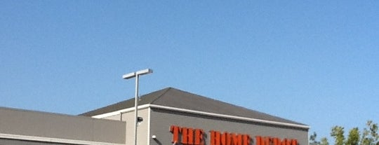 The Home Depot is one of Car Shit.