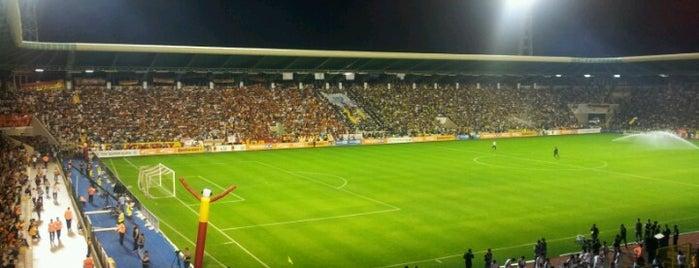 Kazım Karabekir Stadyumu is one of Erzurum.