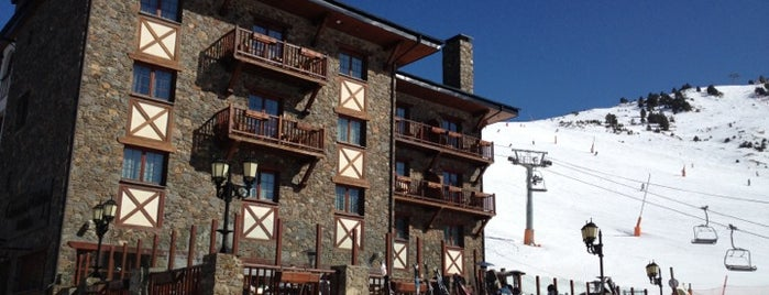 Hotel Grau Roig is one of Andorra.