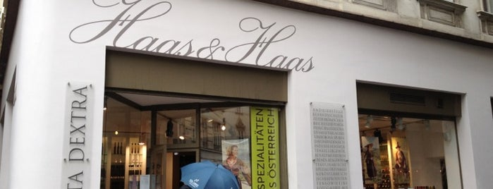 Haas & Haas Teehaus is one of Wien.