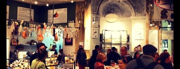 Eataly NYC is one of Rob's NYC Eats & Sleeps.