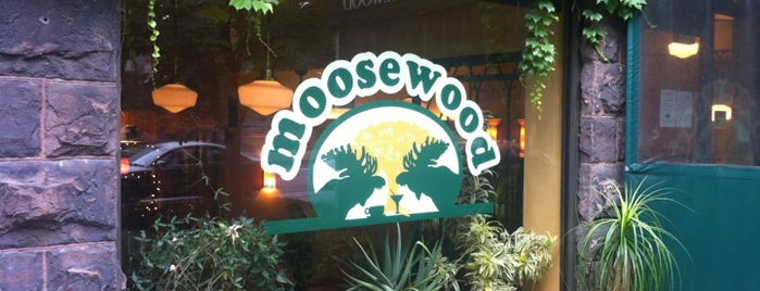 Moosewood Restaurant is one of Diner, Deli, Cafe, Grille.
