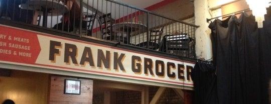 Frank Restaurant is one of Austin.