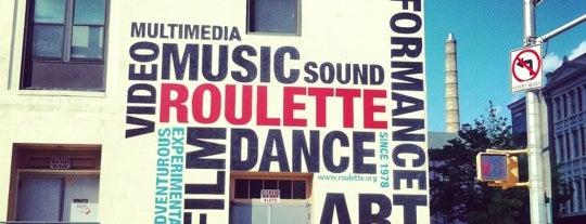 Roulette 509 atlantic ave brooklyn ny