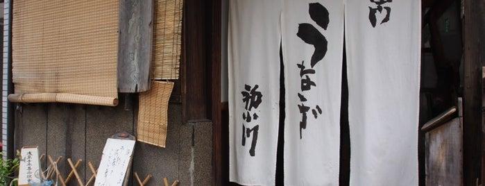 初小川 is one of Oshiage - Asakusa.