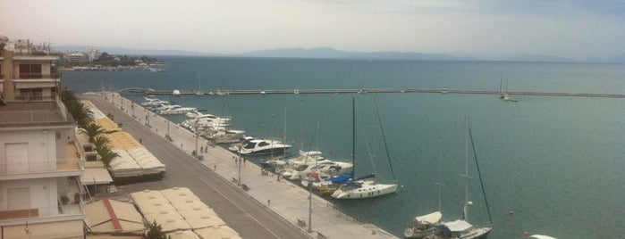 Hotel Kipseli Roof Garden is one of The best after-work drink spots in Volos.