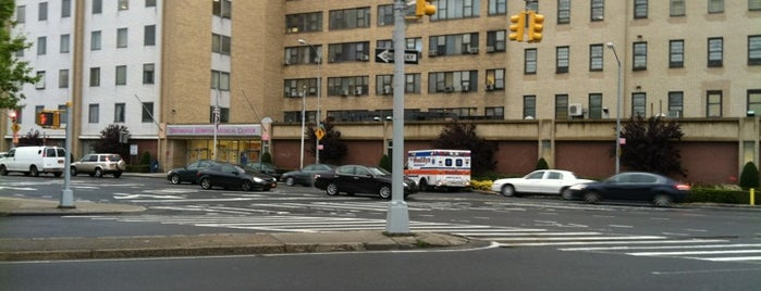 Brookdale University Hospital Medical Center is one of NYC - Brooklyn Places.