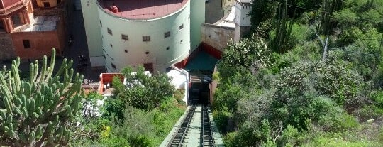 Funicular Panorámico is one of Guanajuato.