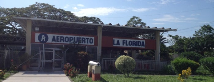Aeropuerto La Florida is one of Álbum Viajero Aeropuertos, COL.