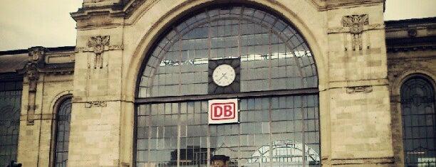 Bahnhof Hamburg Dammtor is one of Ausgewählte Bahnhöfe.