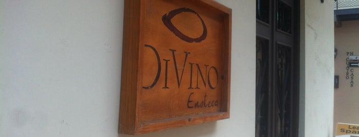 Di Vino Enoteca is one of All-time favorites in Panama.