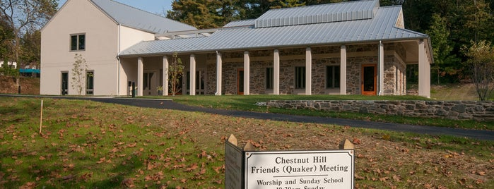 Chestnut Hill Friends Meeting & Skyspace is one of Wishlist.